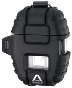 WINDMILL ウインドミル ターボライター DELTA 内燃式 触媒機能 ブラック 390-0001