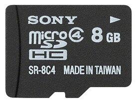 SONY microSDHCメモリーカード Class4 8GB SR-8A4 T2