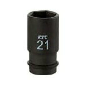 KTC(ケーテーシー) 12.7mm (1/2インチ) インパクトレンチ ソケット (セミディープ薄肉) 27mm BP4M27TP
