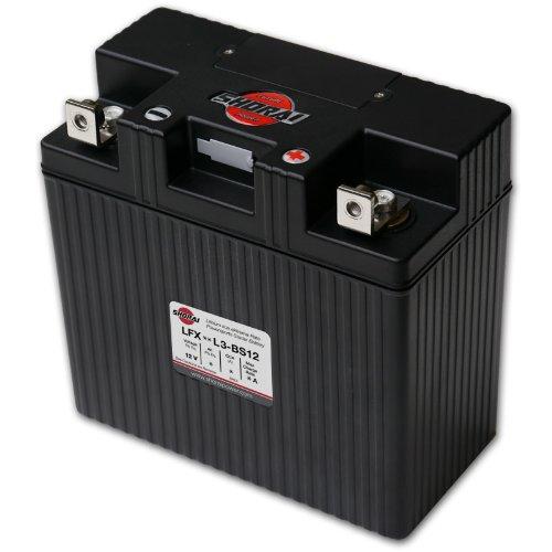 SHORAI LFX バッテリー LFX27L3-BS12