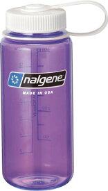 nalgene(ナルゲン) カラーボトル 広口0.5L トライタンボトル パープル 91306
