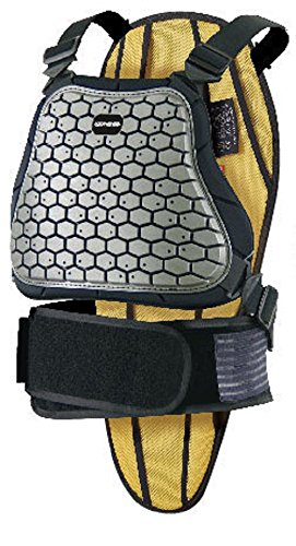 コミネ(Komine) 胸部プロテクター エクストリームボディアーマーCEレベル2 ブラック フリー 04-680 SK-680