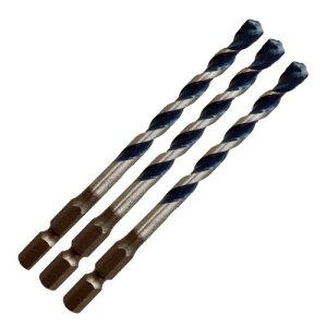 BOSCH(ボッシュ) 振動ドリルビット 六角軸 3本組 4.3mmφx90mm SIN043090/3