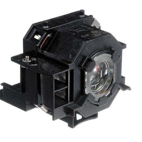 エプソン ELPLP42 /EPSONプロジェクター用交換ランプ 対応機種EB-140W; EMP-280; EMP-400; EMP-400Wほか【並行輸入】90日保証