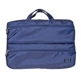 Digio2 ~13.3inch ノートパソコン 用 バッグインバッグ ポケットタイプ ブルー SZC-FIXP002BL