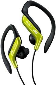 JVC HA-EB75-Y イヤホン 耳掛け式 防滴仕様 スポーツ用 イエロー