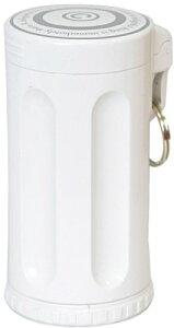 Dreams(ドリームズ) 携帯灰皿 シガーネスト ハニカム 7本収納 ホワイト MDL45059
