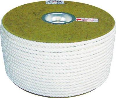 ユタカ 綿ロープドラム巻 4φ×200m PRC8