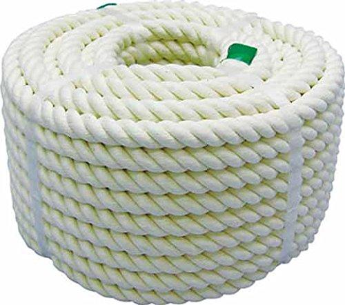 ユタカ ロープ 綿ロープ万能パック 9φ×20m MC920