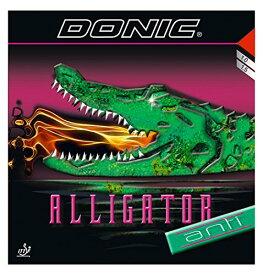DONIC(ドニック) 卓球 アリゲーター アンチ ブラック 1.5 AL061
