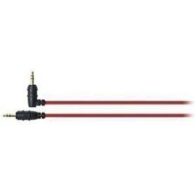 audio-technica 車載用 オーディオケーブル0.5m レッド AT-CA44S/0.5 RD