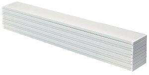 オーエ コンパクト風呂ふた NEXT 防カビ加工 幅70×長さ89.8cm ホワイト M-9