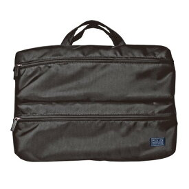 Digio2 ~13.3inch ノートパソコン 用 バッグインバッグ ポケットタイプ ブラック SZC-FIXP002BK