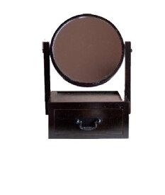 清兵衛 手鏡鏡台 S4-UK73-48 鈴 箱入