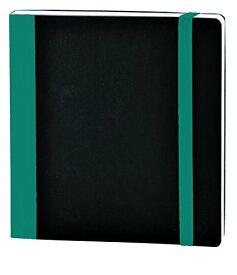 クオバディス ソフト&カラー ノート 16x16cm 横罫 ブルー qv23779bl