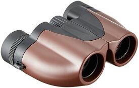MIZAR 双眼鏡 10倍 21mm 口径 ポロプリズム式 コンパクト ワインレッド BF-1021