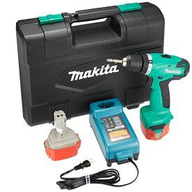 マキタ 充電式ドライバドリル 12V バッテリー2個付き M655DWX