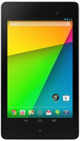 ASUS Nexus7 ( 2013 ) TABLET / ブラック ( Android / 7inch / APQ8064 / 2G / 16G / BT4 ) ME571-16G