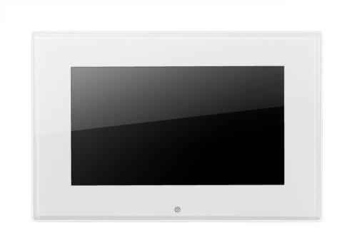 グリーンハウス 2GBメモリ内蔵7インチ デジタルフォトフレーム ホワイト