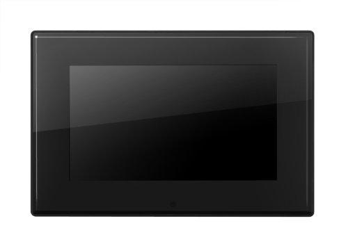 グリーンハウス 2GBメモリ内蔵7インチ デジタルフォトフレーム ブラック