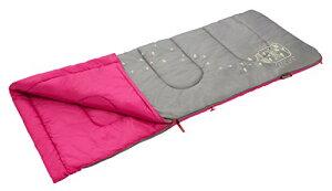 コールマン 寝袋 グローナイトキッズ/C7 ピーチ [使用可能温度4度] 2000022263