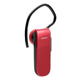 JABRA Classic Red USB ワイヤレスBluetooth イヤホン ヘッドセット 片耳