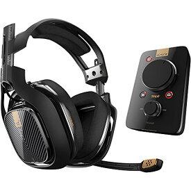 Astro Gaming A40 TR + MIXAMP Pro TR アストロゲーミング 有線サラウンドサウンド ゲーミング・ヘッドセット PC/PS4/PS3対応