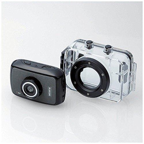 アクションカメラ(HD)ACAM-H01SBK