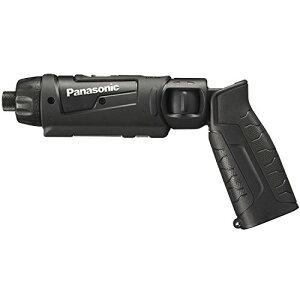 パナソニック(Panasonic) 充電スティック ドリルドライバー 7.2V 黒 本体のみ EZ7421X-B
