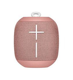 Ultimate Ears Bluetooth スピーカー UE WONDERBOOM ワンダーブーム 防水 ワイヤレススピーカー (CASHMERE ピンク) 国内正規品 WS650PK