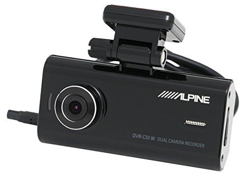アルパイン(ALPINE) カーナビ 連動 2WAYカメラ付ドライブレコーダー DVR-C01W