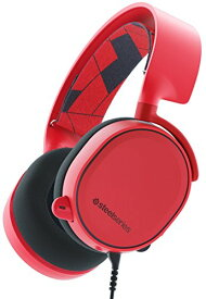 SteelSeries ARCTIS 3 Limited Edition Colors [Solar Red]