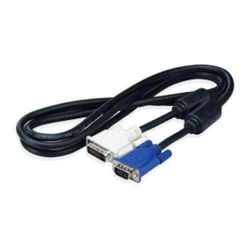 EIZO DVI対応アナログ信号ケーブル (2m) VI200-BK VI200-BK