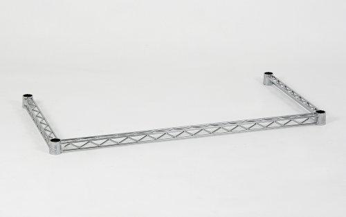 ホームエレクター 三方クロスバー クローム D450mm×W450mm H1818TWC