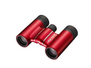 Nikon 双眼鏡 アキュロンT01 10x21 ダハプリズム式 10倍21口径 レッド ACT0110X21R