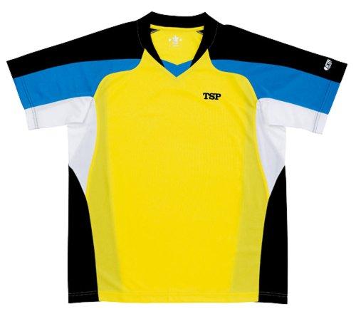 TSP(ティーエスピー) ヨーロセンソシャツ イエロー L 30435 400