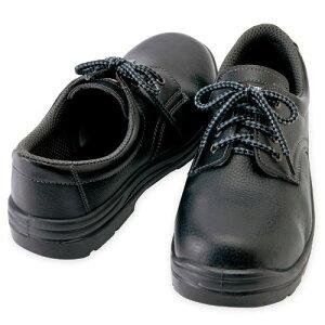 [AITOZ]アイトス 59811_010 30cm セーフティーシューズ 作業靴 樹脂先芯 JSAA A種 ウレタン底 耐油 耐滑 静電 3E ブラック