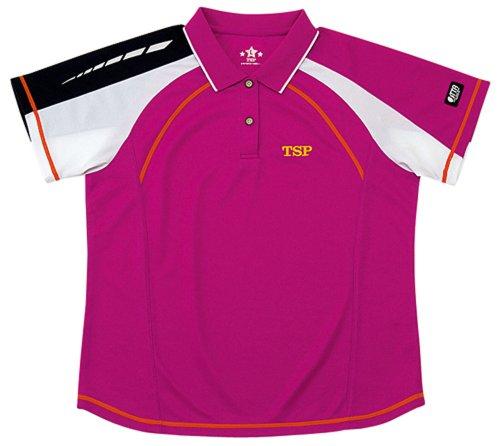 TSP(ティーエスピー)レディスプリマシャツ 30452 マゼンタ L