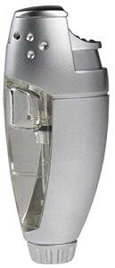 WINDMILL(ウィンドミル) ガス ライター ビープ3 バーナー フレーム ニッケル サテン BE3-1001