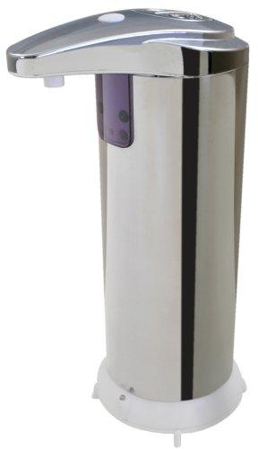 ドリテック(dretec) オートディスペンサー 200ml ホワイト SD-902WT