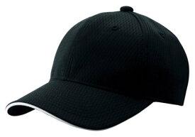 ZETT(ゼット) 野球 ベースボールキャップ (六方丸型) BH141 ブラック フリーサイズ