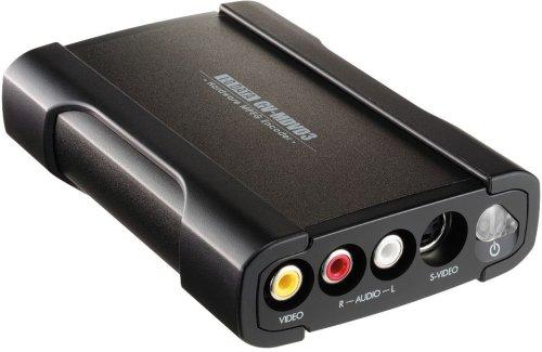 I-O DATA USB 2.0/1.1対応 ハードウェア MPEG-2エンコーダ搭載ビデオキャプチャBOX GV-MDVD3