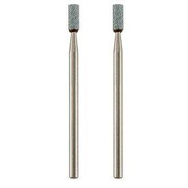 プロクソン(PROXXON) 軸付き砥石 2本 GC砥石150番 26773