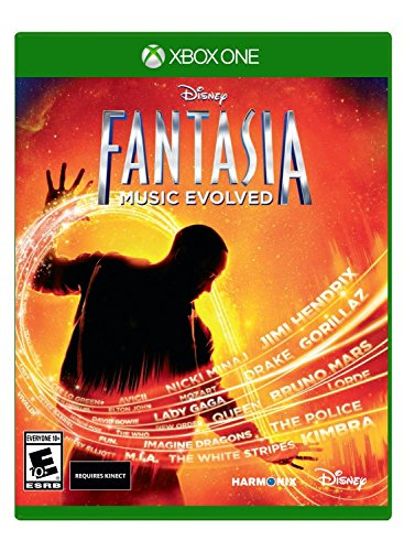 Disney Fantasia: Music Evolved (輸入版:北米) - XboxOne