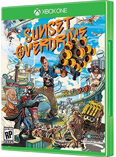 Sunset Overdrive Standard Edition (輸入版:北米) - XboxOne