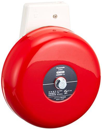 Panasonic 6型警報赤ベルAC100V EA9061