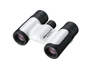 Nikon 双眼鏡 アキュロン W10 8x21 ダハプリズム式 8倍21口径 ホワイト ACW108X21WH