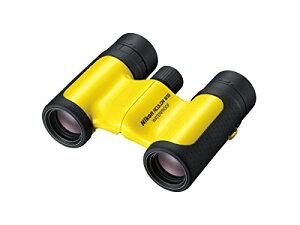 Nikon 双眼鏡 アキュロン W10 8x21 ダハプリズム式 8倍21口径 イエロー ACW108X21YW