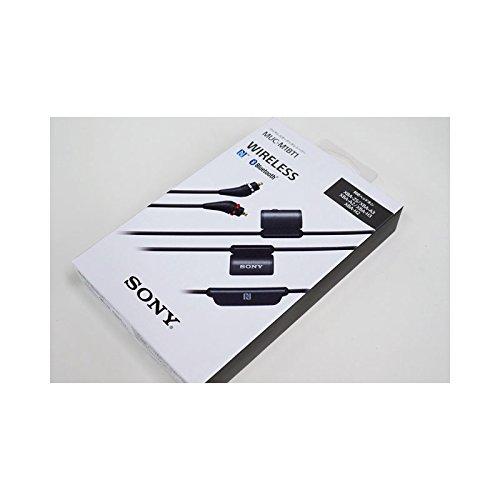 SONY ワイヤレスオーディオレシーバー XBA-Z5/A3/A2/H3/H2イヤホン用 MUC-M1BT1