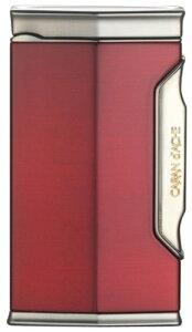 CARAN d'ACHE(カランダッシュ) 電子式ガスライター カランダッシュ01 バーナーフレーム ブラックニッケル×ダークレッド CD01-1103